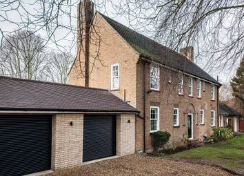 Thumbnail 4 bed detached house for sale in Dowding Road, Old Catton, Norwich