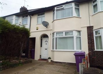 Thumbnail 3 bed terraced house for sale in Whitehouse Road, Liverpool, Merseyside