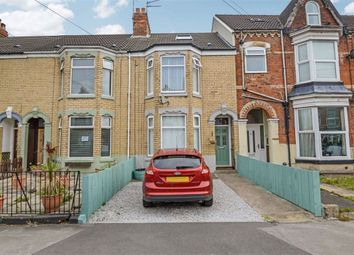 Thumbnail 3 bed terraced house for sale in Westcott Street, Hull
