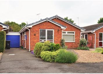 Thumbnail 2 bed detached bungalow for sale in Butterfly Crescent, Evesham