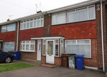 Thumbnail 3 bed property to rent in Byron Gardens, Tilbury