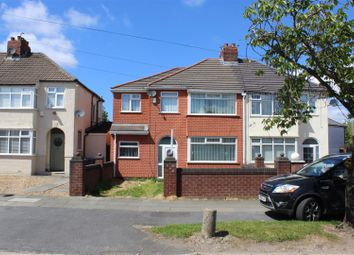 3 bed semi-detached house for sale in Campbell Drive, Huyton, Liverpool L14