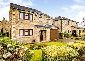 Thumbnail 4 bed detached house for sale in Netherton Moor Road, Netherton, Huddersfield, West Yorkshire