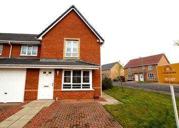 Thumbnail 3 bed semi-detached house to rent in Blaiklands Crescent, Coatbridge