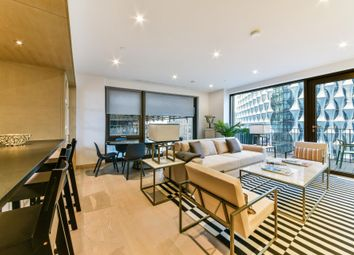 Thumbnail 3 bedroom flat to rent in Legacy Building, Embassy Gardens, London