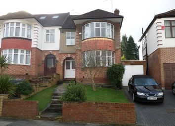 Thumbnail 3 bed semi-detached house for sale in Grosvenor Gardens, London