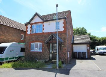 3 bed detached house for sale in Swale Close, Stone Cross BN24