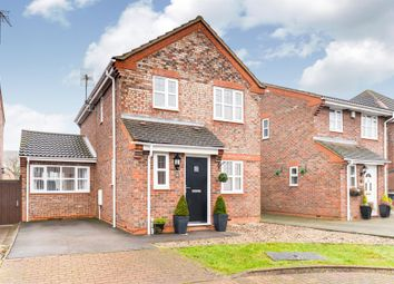 Thumbnail 3 bed link-detached house for sale in Kent Close, Westoning, Bedford
