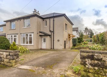 Thumbnail 3 bed semi-detached house for sale in Collin Road, Kendal