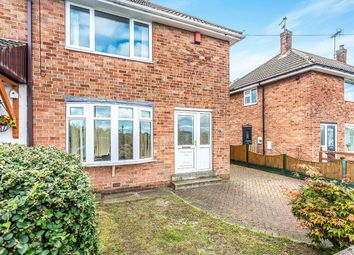 Thumbnail 2 bed semi-detached house to rent in Westbourne Avenue, Garforth, Leeds