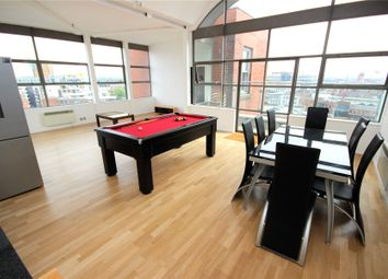 Thumbnail 3 bed flat to rent in Church Street, Manchester