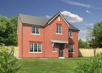 Thumbnail 4 bedroom detached house for sale in Plot 5, The Haversham, Lantern Fields, Clifton