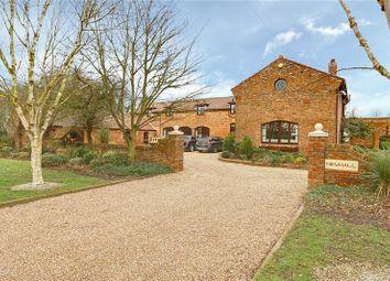 6 bed detached house for sale in Halsham, East Yorkshire HU12