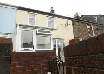 Thumbnail 2 bed terraced house for sale in Ystrad -, Ystrad