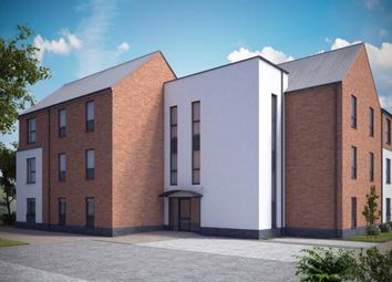 Thumbnail 2 bed flat for sale in Belgrave Riverside, 108B Ross Walk, Leicester