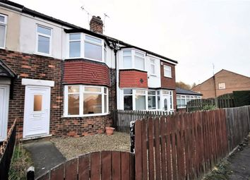 Thumbnail 2 bed terraced house to rent in Foredyke Avenue, Hull