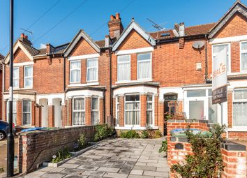 Thumbnail 3 bed terraced house for sale in Grove Road, Shirley, Southampton