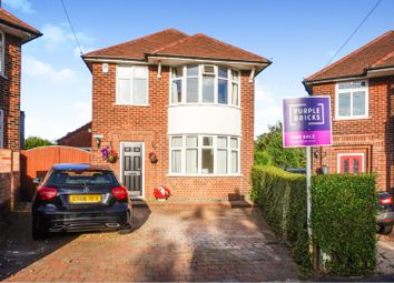 4 bed detached house for sale in Greenhill Crescent, Nottingham NG4