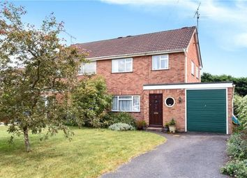 Thumbnail 3 bed semi-detached house for sale in Harpton Close, Yateley, Hampshire