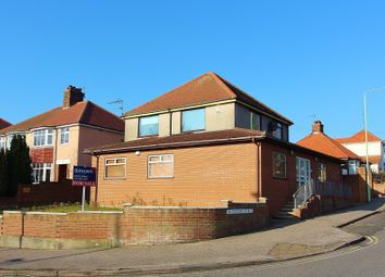 Thumbnail 3 bedroom detached house for sale in Oulton Road, Lowestoft