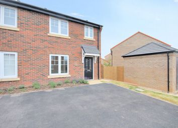 Thumbnail 3 bed semi-detached house to rent in Corbydell Road, Saltburn-By-The-Sea