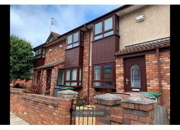 Thumbnail 2 bedroom terraced house to rent in Bessborough Road, Prenton