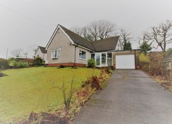 Thumbnail 4 bed detached bungalow for sale in Heol Fargoed, Gilfach, Bargoed