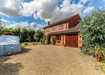Thumbnail 4 bed detached house for sale in Chapel Gardens, Moulton Chapel, Spalding