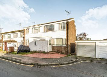 Thumbnail 3 bed property for sale in Granary Close, Rainham, Gillingham