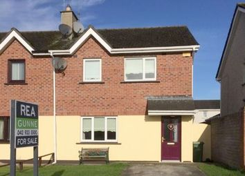 Thumbnail 3 bed semi-detached house for sale in 30 Riverside Drive, Red Barns Road, Dundalk, Louth