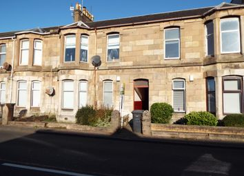 Thumbnail 2 bed flat for sale in Stevenston Road, Kilwinning