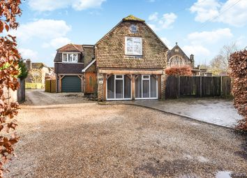 Thumbnail 4 bed detached house for sale in London Road, Liphook, Hampshire