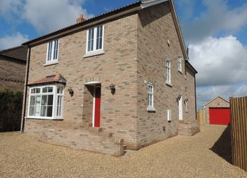 Thumbnail 4 bed detached house to rent in Station Road, Ten Mile Bank