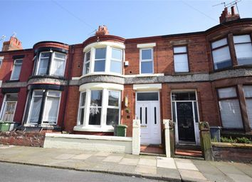 Thumbnail 3 bed terraced house to rent in Walsingham Road, Wallasey, Merseyside