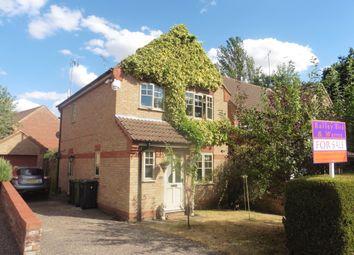 Thumbnail 3 bed detached house for sale in Bramble Court, Fakenham