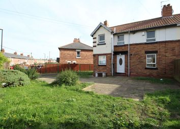 Thumbnail 2 bed semi-detached house for sale in Dene Street, New Silksworth, Sunderland