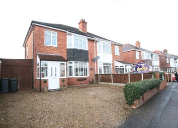 Thumbnail 3 bed semi-detached house for sale in Wimborne Road, Moordown, Bournemouth