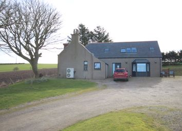 Thumbnail 3 bed detached house for sale in Gamrie, Banff