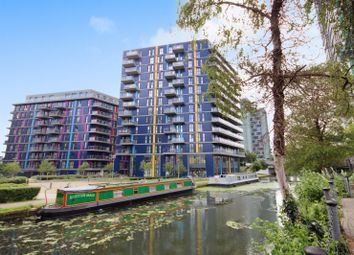 Thumbnail 1 bed block of flats to rent in Hatton Road, Wembley, Middlesex