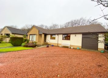 Thumbnail 4 bed detached bungalow for sale in Cowan Road, Cumbernauld