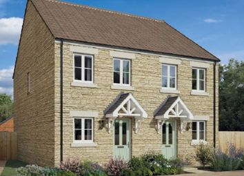 Thumbnail 2 bed semi-detached house for sale in Redwing Gate, Dursley