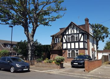 Thumbnail 6 bed detached house for sale in Rowantree Road, Enfield