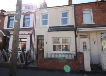 Thumbnail 3 bed terraced house for sale in Clowney Street, Belfast