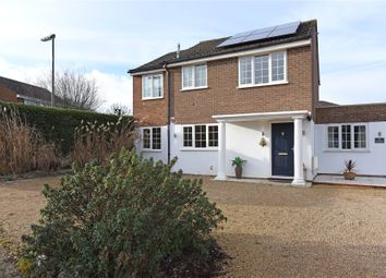 Thumbnail 5 bed detached house for sale in Frimley, Camberley, Surrey