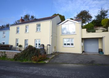 Thumbnail 4 bed property for sale in Church Road, Llanstadwell, Milford Haven