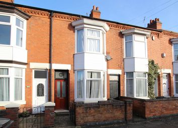 Thumbnail 2 bed terraced house for sale in Hopefield Road, Leicester