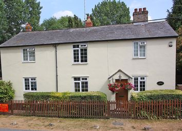 Thumbnail 5 bed detached house for sale in The Street, Bradwell Village