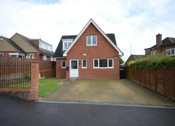 Thumbnail 3 bed detached house for sale in Byworth Road, Farnham, Surrey