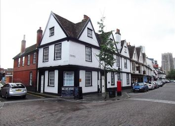 Thumbnail Office to let in 5 - 7 St Peters Street, Ipswich, Suffolk