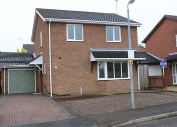 Thumbnail 3 bed detached house for sale in Cedar Drive, Bourne